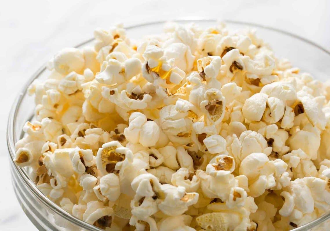 Popcorn brugsanvisning 1