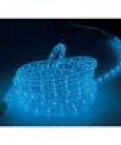 LED lyskæde blå
