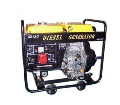 Dieselgenerator 3