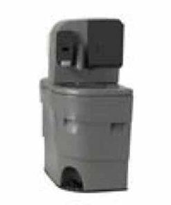 Håndvask modul 2 vandhaner med fodpumpe