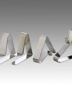 trekantede dugeklemmer i stål