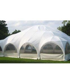Multipavillon telt 12x12 meter