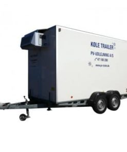 køle trailer
