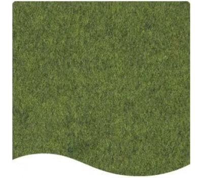 messetæppe skovgrøn