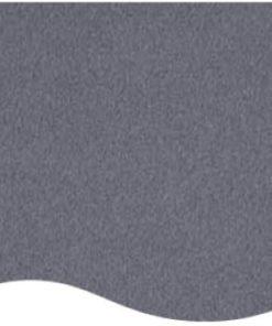 messetæppe grå