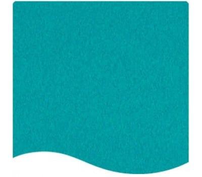 messetæppe blågrøn