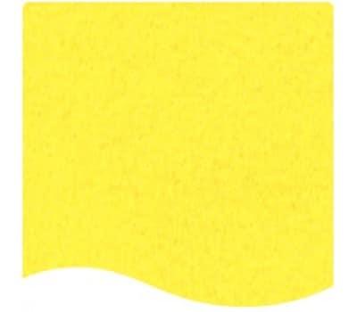 messetæppe gul