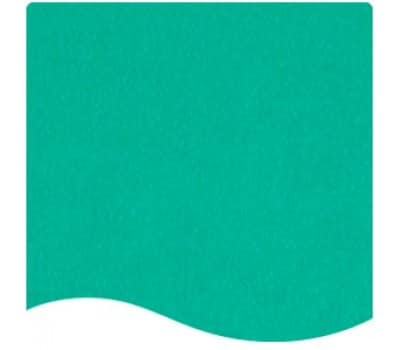 messetæppe smaragdgrøn