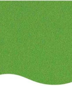 messetæppe bøgegrøn
