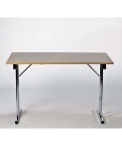 Træbord 80x120 cm
