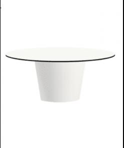 Bordplade top til barmodul (Ø 150 cm)