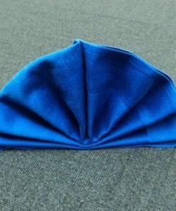 Lej servietter mørkeblå - Festudlejning