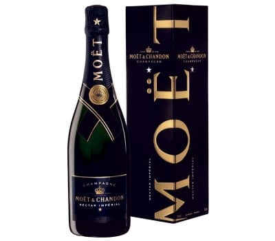 Moët & Chandon Nectar Imperial Champagne 75 cl