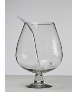 Glas bowle (9 liter)