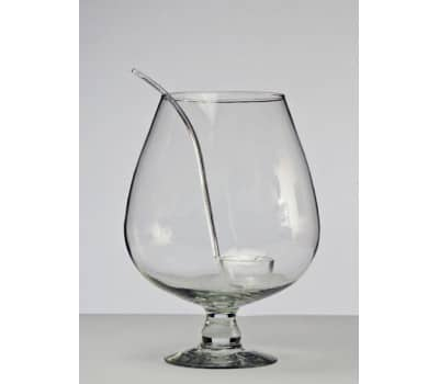 Glas bowle (9 liter) 2