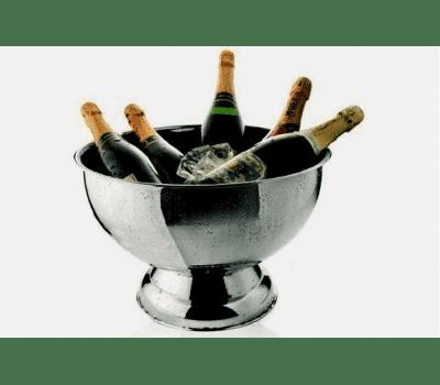 Champagnebowle 10 L, H: 25