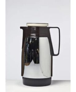 Termokande kaffe, forcromet (1 liter)