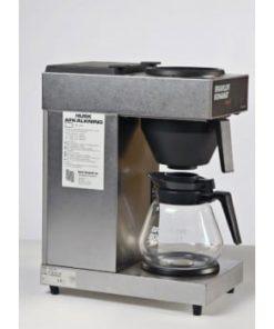 Kaffemaskine (144 kopper pr. time) leveres m. 25 stk. kaffefilter og ekstra kolbe