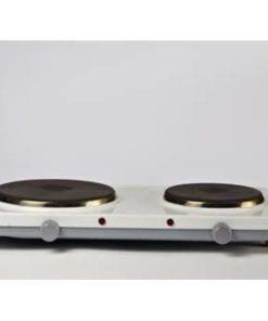 Kogeplader m. 2 stk (220 volt)