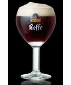leffe øl glas