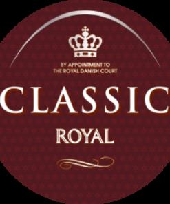 royal classic øl logo