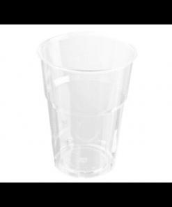 Plastikglas BEDST TIL FEST 50stk. 30 cl. Klar til Slush-ice