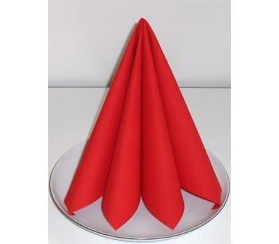 Køb røde servietter
