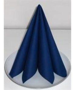 Køb blå servietter - Festudlejning - Lyngby