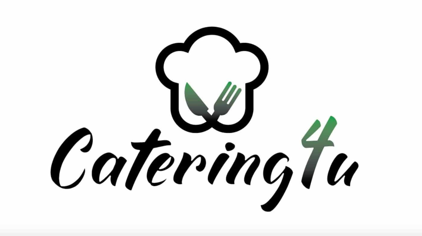 catering 4 u banner