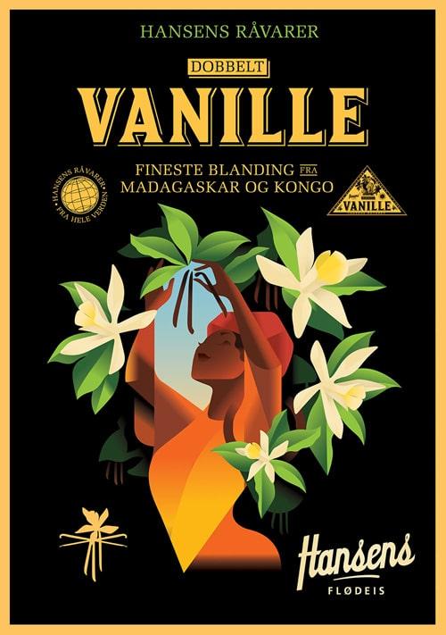 Hansens Vanille